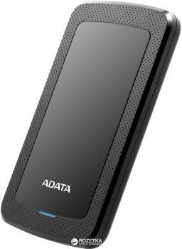 Жорсткий диск ADATA DashDrive HV300 4TB AHV300-4TU31-CBK 2.5 USB 3.1 External Slim Black
