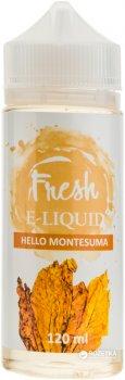 Рідина для електронних сигарет Fresh Hello Montesuma (Тютюн)