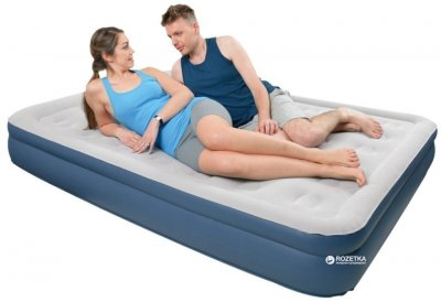 Кровать надувная Jilong 27278EU 203 x 157 x 38 см (JL27278EU)