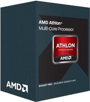 Процесор Athlon X4 880K (Socket FM2+) BOX (AD880KXBJCSBX) Near Silent Thermal Solution