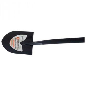Лопата штыковая Intertool 198 x 288 x 1200 мм ручка металл (FT-2011)