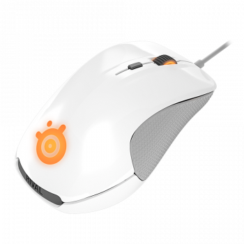 Миша STEELSERIES Rival 300 (62354) White USB