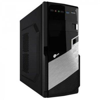 Корпус ProLogix B20/2004 Black/Silver Без БП;card reader, USB 3.0, крепление для SSD
