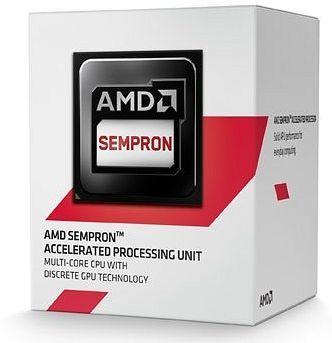 Процесор AMD Sempron X4 3850 AM1 BOX (SD3850JAHMBOX)