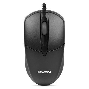 Мышь SVEN RX-112 черная PS/2