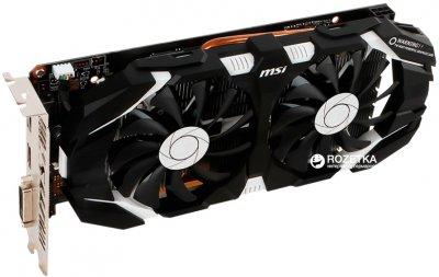 MSI PCI-Ex GeForce GTX 1060 OC 3GB GDDR5 (192bit) (1544/8008) (DVI, HDMI, DisplayPort) (GTX 1060 3GT OC)