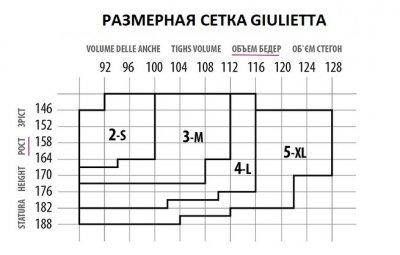 Колготки Giulietta Solo 20 Den Glace