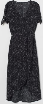 Плаття H&M 0714828-9 Чорне