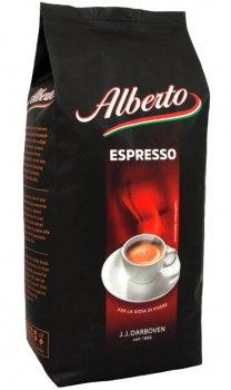 Кофе в зернах J.J.Darboven Alberto Espresso 1 кг