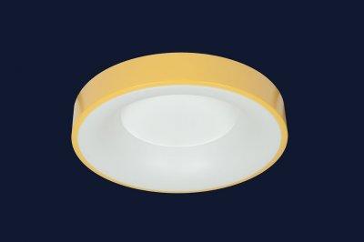 Плоский Стельовий Світильник З Пультом 36Вт Levistella 752L57 Yellow Жовтий