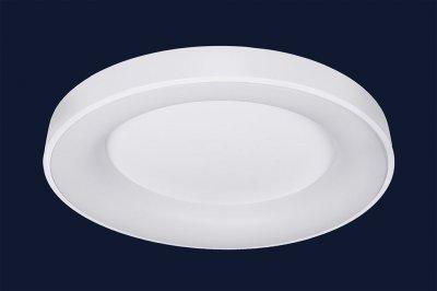 Плоский Стельовий Світильник З Пультом 78Вт Levistella 752L59 Wh Білий