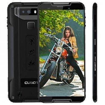 Мобільний телефон Cubot Quest black 4+64 GB