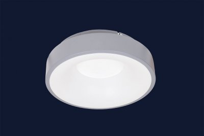 Плоский Стельовий Світильник З Пультом 32Вт Levistella 752L56 Gray Сірий