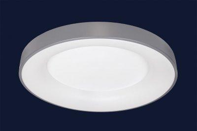 Плоский Стельовий Світильник З Пультом 78Вт Levistella 752L59 Gray Сірий