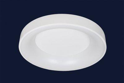 Плоский Стельовий Світильник З Пультом 52Вт Levistella 752L58 Wh Білий