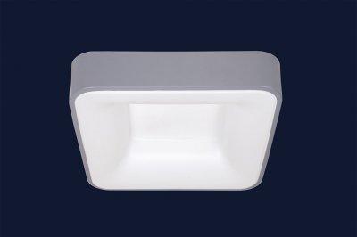 Плоский Стельовий Світильник З Пультом 52Вт Levistella 752L61 Gray Сірий