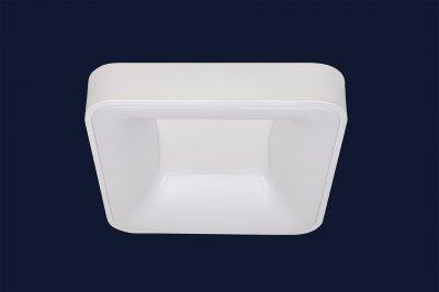 Плоский Стельовий Світильник З Пультом 52Вт Levistella 752L61 Wh Білий