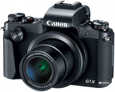 Фотоапарат Canon Powershot G1 X Mark III (2208C012) Офіційна гарантія!