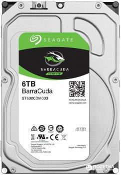 Жорсткий диск Seagate Barracuda 6TB 5400rpm 256MB ST6000DM003 3.5 SATAIII