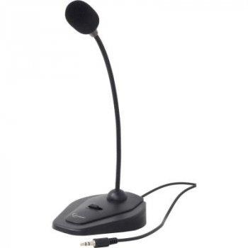 Микрофон GEMBIRD MIC-D-01 Black (MIC-D-01)