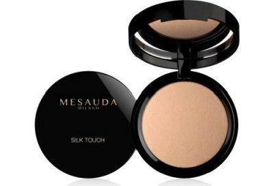 Пудра запеченная MESAUDA Silk Touch 203 Brun (8057014299885)