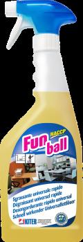 Універсальний знежирювачах швидкого дії Kiter Fun Ball 750 мл