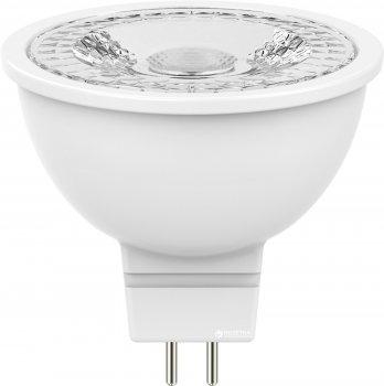 Світлодіодна лампа Osram LED Star MR16 50 110° 4.2W (400Lm) 3000K 230V GU5.3 (4058075129061)