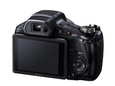 Sony Cyber-Shot DSC-HX100V Black (Англ. меню)