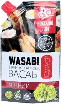 Васабі Hokkaido Club Міцний 140 г (4820172440222)