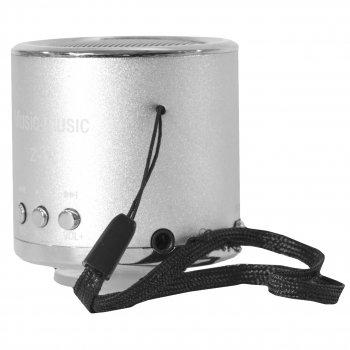 Бездротова колонка Lesko Z-12 Silver