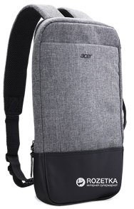 "Сумка-рюкзак для ноутбука Acer Slim 3-in-1 Backpack 14"" Grey/Black (NP.BAG1A.289)"