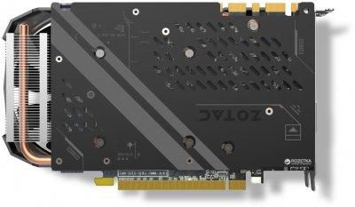 Zotac PCI-Ex GeForce GTX 1080 Mini 8GB GDDR5X Mini (256bit) (1620/10000) (DVI, HDMI, 3 x DisplayPort) (ZT-P10800H-10P)