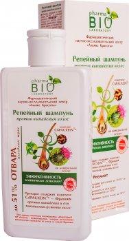 Репейный шампунь Pharma Bio Laboratory против выпадения волос 200 мл (4820074624096)