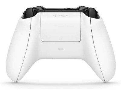 Microsoft Xbox One S White Wireless Controller