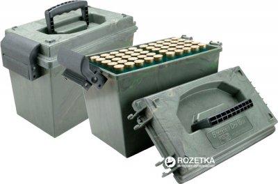 Кейс МТМ SD-100 для патронов 12 к на 100 патр. Камуфляж (17730866)