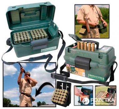 Кейс охотничий МТМ SH-100-12 для патронов 12 к на 100 патр. Камуфляж (17730890)