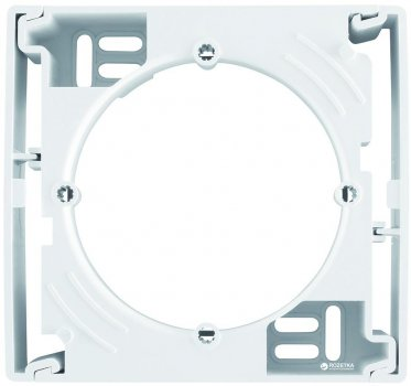 Коробка для наружного монтажа Schneider Electric Asfora Белая (EPH6100121)