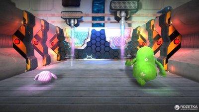 Гра LittleBigPlanet 3 - Хиты PlayStation для PS4 (Blu-ray диск, Russian version)