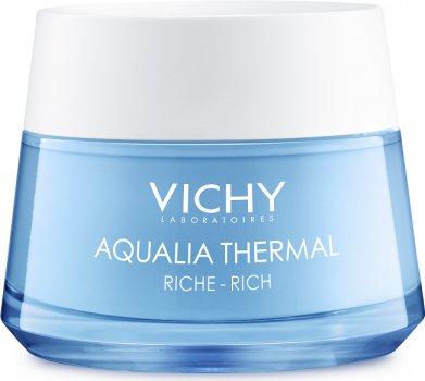 Насыщенный крем Vichy Aqualia Thermal Динамичное увлажнение 50 мл (3337875588225)