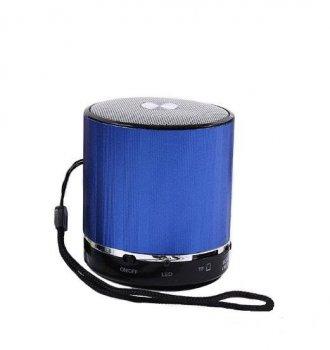 Портативная bluetooth MP3 колонка WSTER 231 BT blue