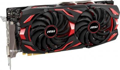 MSI PCI-Ex Radeon RX 570 MECH 2 OC 8G GDDR5 (256bit) (1281/7000) (DVI, 2 x HDMI, 2 x DisplayPort) (RX 570 MECH 2 8G OC)