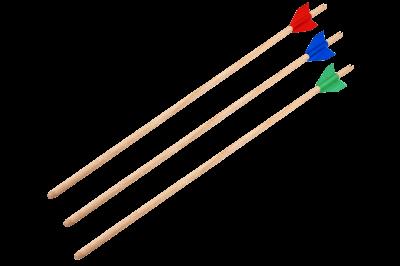 Стріла для дитячого лука Grand Way (ST-40/11)