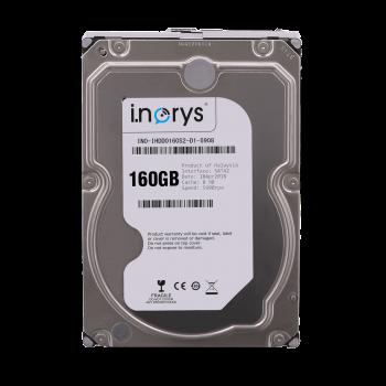 Жорсткий диск i.norys 160GB 5900rpm 8MB INO-IHDD0160S2-D1-5908 3.5 SATAII