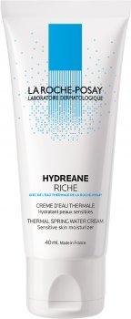Крем увлажняющий La Roche-Posay Hydreane Riche для чувствительной сухой кожи 40 мл (3337872410772)