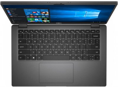 Ноутбук Dell Latitude 7410 (N023L741014EMEA-08) Black