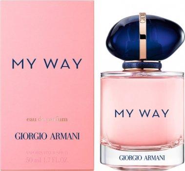 Парфюмированная вода для женщин Giorgio Armani My Way 50 мл (3614272907676)