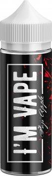 Рідина для електронних сигарет I'm vape Fuji Apple 3 мг 120 мл (Яблуко + Лід) (IM-FA-120-3)