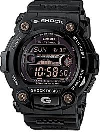 Годинник CASIO GW-7900B-1ER G-SHOCK Funk-Solar 50mm 20ATM