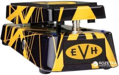 Педаль эффектов Dunlop EVH95 Eddie Van Halen Signature Wah