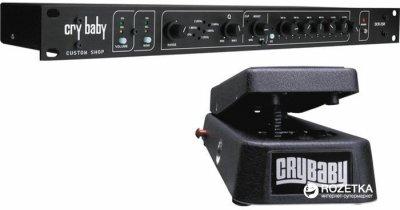 Педаль эффектов Dunlop DCR-2SR CryBaby Custom Shop Rack Wah (DCR2SREU)